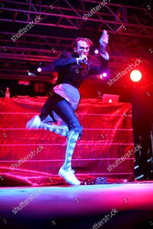 Editorial image of Rock Ness Music Festival, Dores, Inverness-shire, Scotland, Britain - 08 Jun 2012