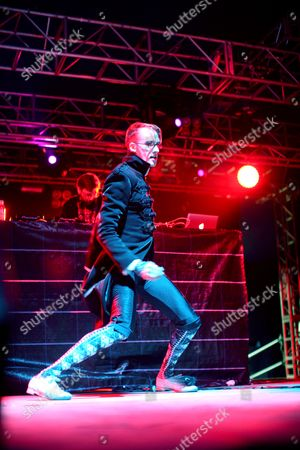 Editorial photo of Rock Ness Music Festival, Dores, Inverness-shire, Scotland, Britain - 08 Jun 2012