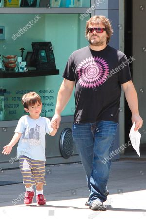 Jack Black and Thomas Black