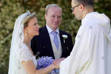Princess Carolina of Bourbon-Parma and brother Carlos Herzog von Parma