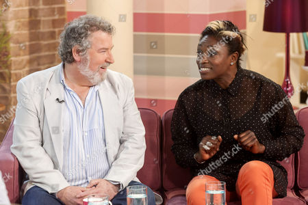 Editorial picture of 'This Morning' TV Programme, London, Britain - 18 Jun 2012