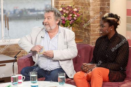 Editorial photo of 'This Morning' TV Programme, London, Britain - 18 Jun 2012