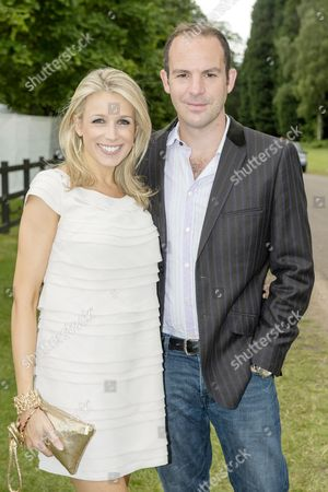 Martin Lewis and Lara Lewington