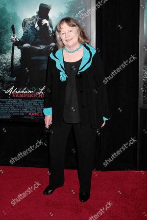 Editorial picture of 'Abraham Lincoln: Vampire Hunter' film premiere, New York, America - 18 Jun 2012