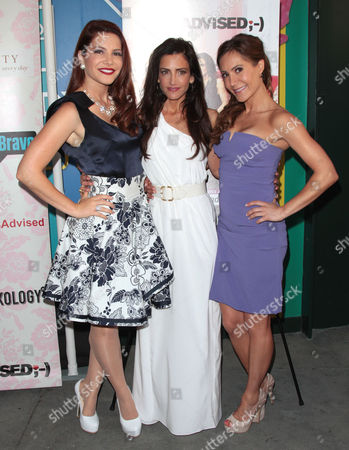 Editorial photo of Bravo's 'Miss Advised' TV Series Season Premiere Viewing Party, Los Angeles, America - 18 Jun 2012