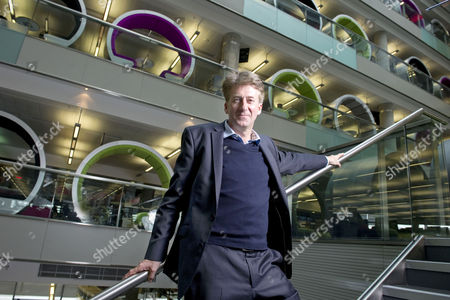 Editorial photo of Director General of BBC North, Peter Salmon at Quay House, Media City, BBC Salford, Britain - Apr 2012