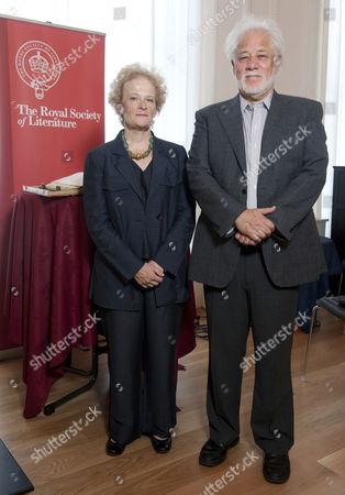 Michael Ondaatje and Fiammetta Rocco