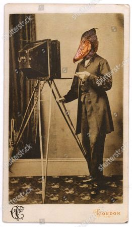 A Charlotte Cory 'Vistorian', titled 'The Artist Photographer'