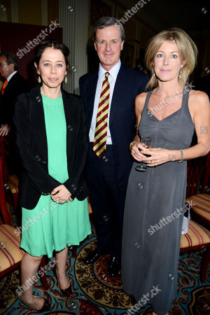 Stock Image of Lisa Armstrong, Richard Shirreff and Emma Willis
