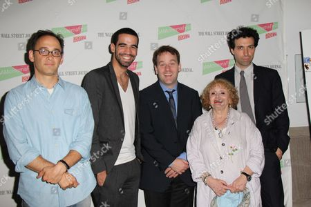 David Wain, Danny Borbon, Mike Birbiglia, Sondra James, Alex Karpovsky
