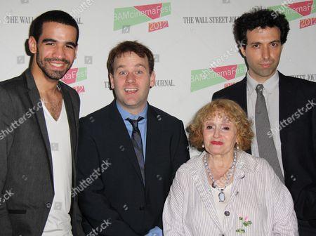 Editorial image of BAMCinemaFest opening night 'Sleepwalk with Me' film premiere, New York, America - 20 Jun 2012