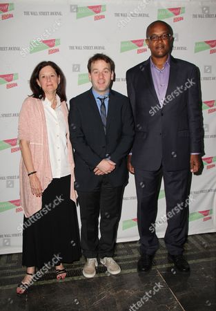 Karen Brooks Hopkins, Mike Birbiglia, Christopher Farley