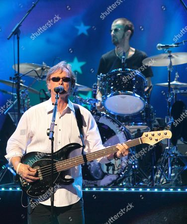 Ringo Starr and His All-Starr Band - Richard Page of Mr. Mister performs with Ringo Starr