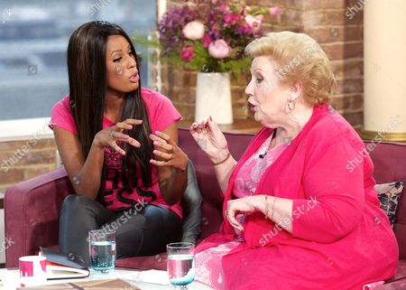 Biannca Lake and Denise Robertson