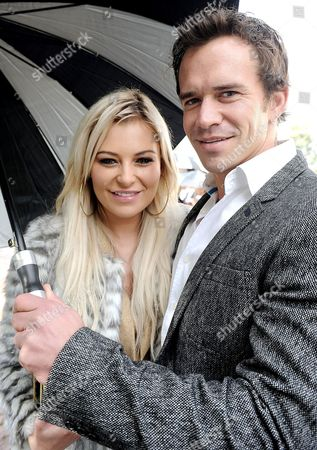 Derick Hougaard and his wife Karlien