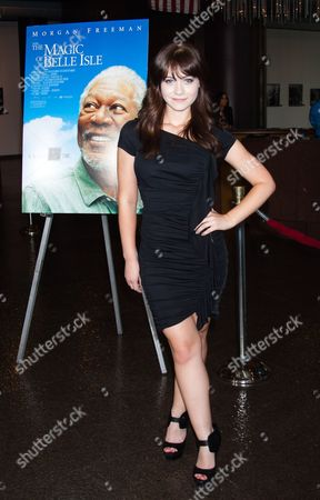 Editorial picture of 'The Magic of Belle Isle' film premiere, Los Angeles, America - 20 Jun 2012