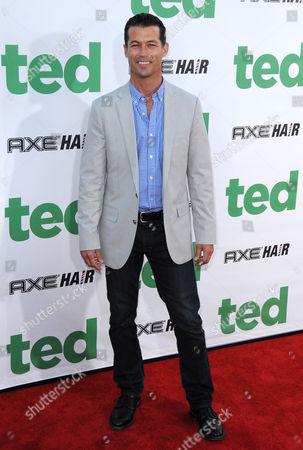 Editorial image of 'Ted' film premiere, Los Angeles, America - 21 Jun 2012