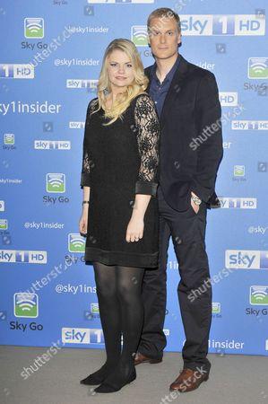 Rebekah Staton and Darren Boyd