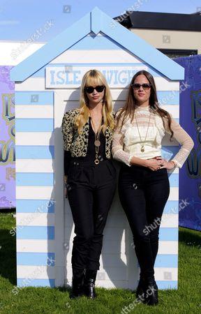 Editorial picture of Isle of Wight Festival, Hampshire, Britain - Jun 2012