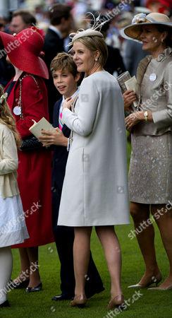 Viscountess Serena Linley, Charles Armstrong-Jones