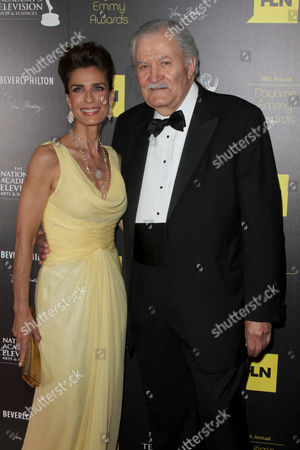 Kristian Alfonso and John Aniston