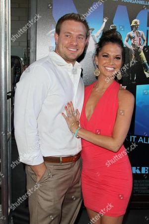 Ty Strickland and Melissa Rycroft