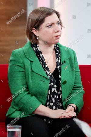 Editorial image of 'Daybreak' TV Programme, London, Britain - 26 Jun 2012