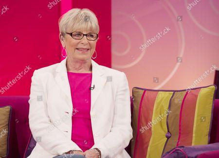 Editorial photo of 'Lorraine Live' TV Programme, London, Britain - 26 Jun 2012