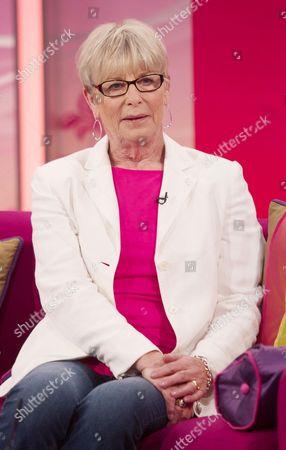 Editorial picture of 'Lorraine Live' TV Programme, London, Britain - 26 Jun 2012
