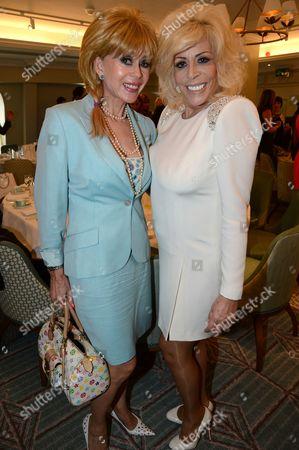 Sally Farmiloe and Lisa Voice