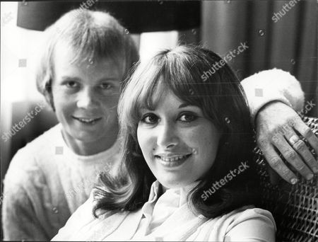 Editorial photo of Colin Petersen With His Wife Joanne Newfield. He Was Sacked As The Drummer Of The Bee Gees Pop Group
