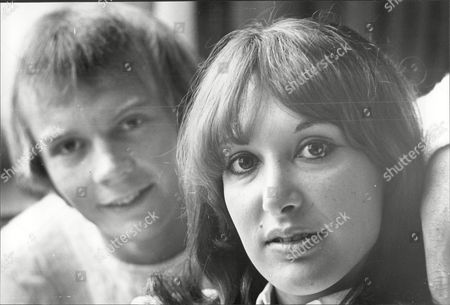 Colin Petersen With His Wife Joanne Newfield. He Was Sacked As The Drummer Of The Bee Gees Pop Group