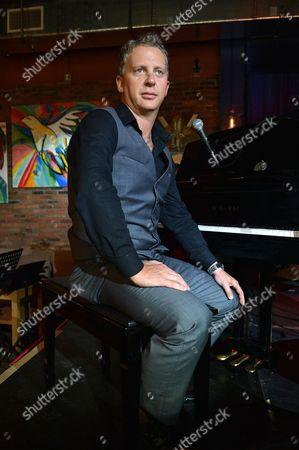 Stock Photo of Simon Richards