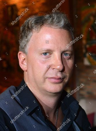Editorial photo of Simon Richards in concert at the Stage, Miami, America - 06 Jun 2012