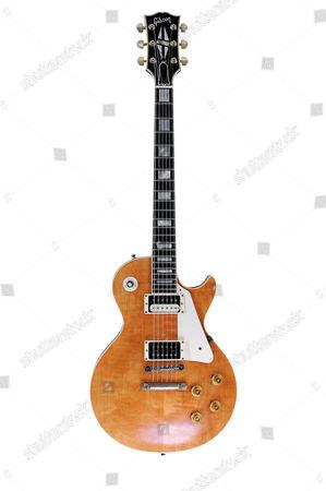 A Gibson Marc Bolan Custom Les Paul Electric Guitar. April 28