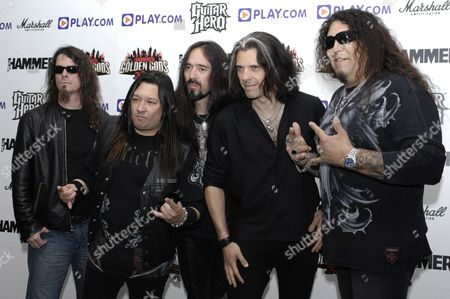 Editorial image of Metal Hammer Golden Gods Awards 2008