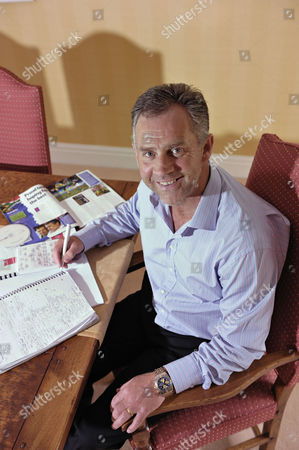 Editorial picture of Jim Beglin at home in Southport, Britain - 04 Jun 2010