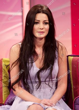 Editorial image of 'Lorraine Live' TV Programme, London, Britain - 27 Jun 2012