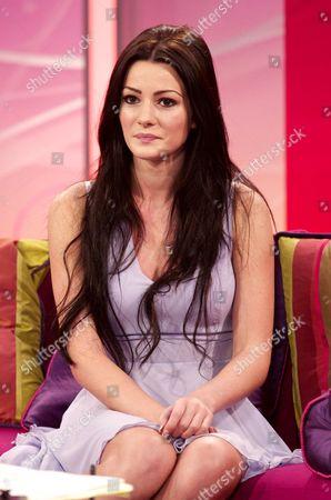 Editorial picture of 'Lorraine Live' TV Programme, London, Britain - 27 Jun 2012