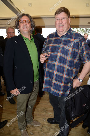 Stock Picture of Giorgio Locatelli and Charles Campion