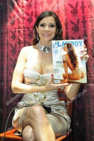 Stock Photo of Julia Orayen