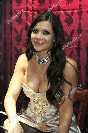 Editorial picture of Julia Orayen Playboy Magazine launch, Mexico City, Mexico - 27 Jun 2012
