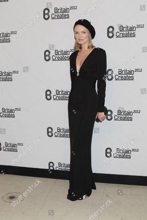 Editorial photo of Britain Creates 2012: Fashion & Art Collusion - VIP Gala at Old Selfridges, London, Britain - 27 Jun 2012