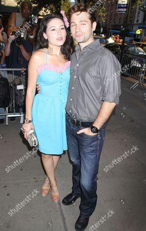 Katrina Eugenia and John Buffalo Mailer