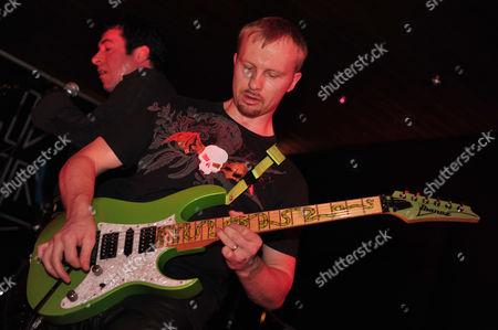 Editorial photo of Hard Rock Hell 2008 - Cloven Hoof
