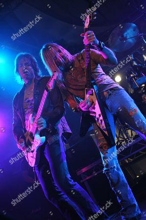 Editorial photo of Hard Rock Hell 2009 - Ratt