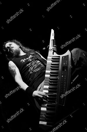 Editorial photo of Hard Rock Hell 2009 - Sonata Arctica