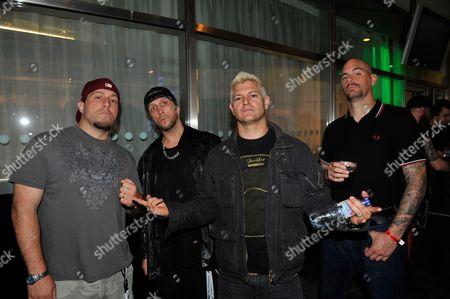 Editorial photo of Metal Hammer Golden Gods 2011