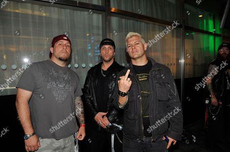 Editorial image of Metal Hammer Golden Gods 2011