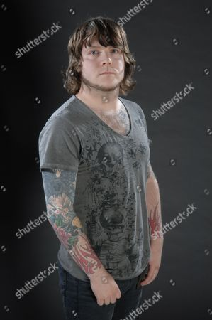 Stock Picture of Ben Symons